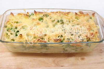 Запеканка сборная – кулинарный рецепт