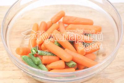 Овощи разморозить. - Рыбные котлеты с рисом. Фото приготовление рыбных котлет.
