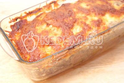 Запечь в духовке 30-35 минут при температуре 200 градусов С. - Мясная буханка. Фото приготовление рецепт мясной буханки.