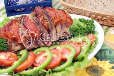 мясо с томатами в собственном соку рецепт