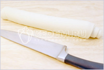 Скатать очень плотным рулетом. - Самса с тыквой. Фото рецепт приготовление самсы с мясом.