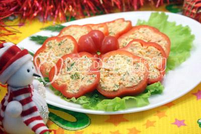 к новому году рецепты закусок #12