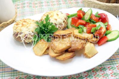 второе блюдо из мяса на праздничный стол рецепты