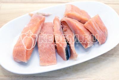 Рыбу разморозить. - Рыбные тефтели. Фото рецепт приготовление рыбных тефтелей с гарниром.