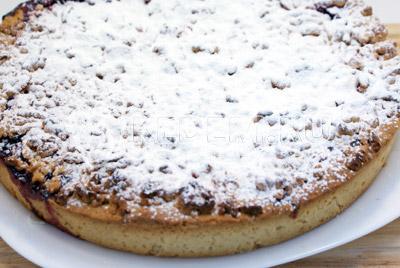 Французский деревенский пирог с медом – кулинарный рецепт