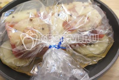 - Мясо запеченное с ананасами. Фото приготовления рецепт мяса запеченного с ананасами на новогодний стол.