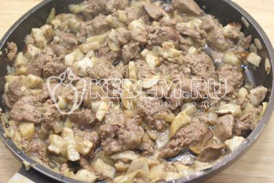 Паштет из куриной печени – кулинарный рецепт