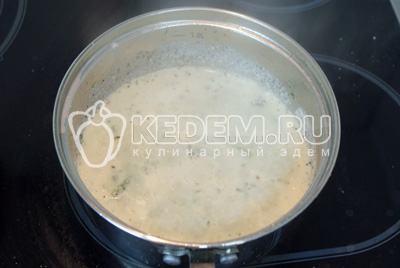 Тефтели с пряным соусом из семолины – кулинарный рецепт
