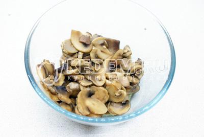 кулинарные рецепты салаты с грибами рецепты