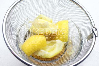 домашний напиток из куркумы лимонов и имбиря рецепт