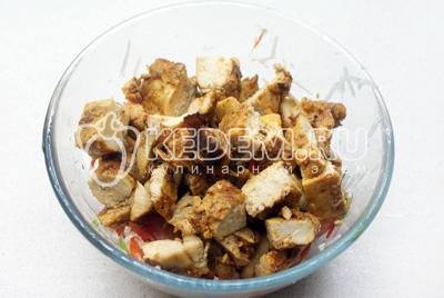 "Лепешка с орехами ""Сауш-нан"" – кулинарный рецепт"