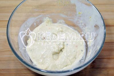 Добавить муку и сливки, замесить тесто, гуще чем на оладьи. - Суп с клецками. Пошаговый кулинарный рецепт с фотографиями приготовления супа с клецками