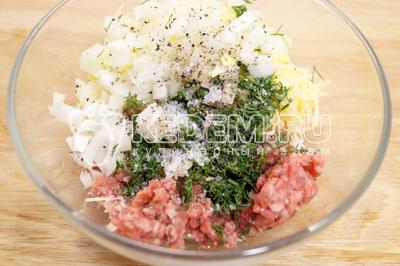 Заливное слоёное – кулинарный рецепт