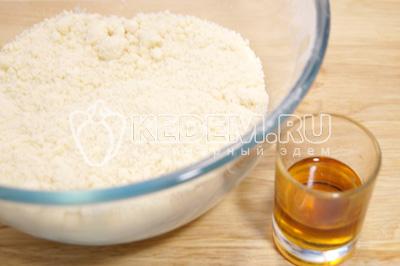 Добавить при желании амаретто или не алкогольный сироп
