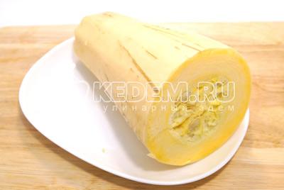 Котлетки из кабачков с сыром