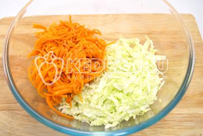 Салат из пекинской капусты более 100 рецептов с фото