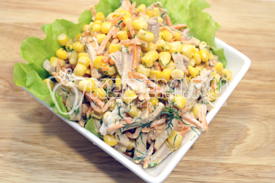 Салат огонек и рецептами