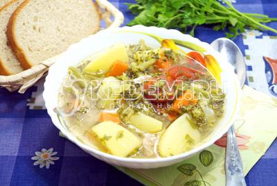 Суп-рагу «Торио»