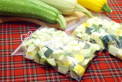 замороженные кабачки рецепты приготовления