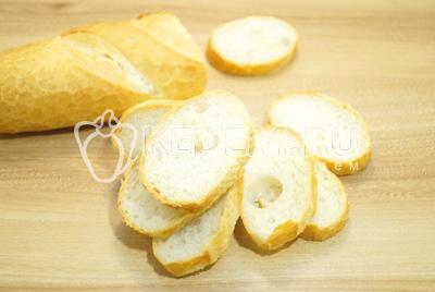 Бутерброды с печенью трески