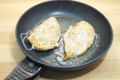 Куриное филе с киви «Экзотика»