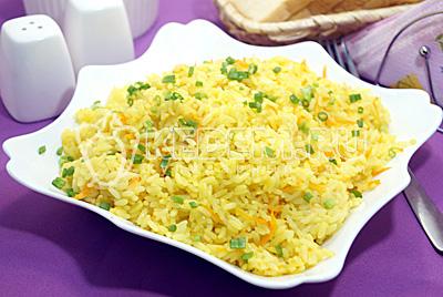 Рис на гарнир «Солнечный»