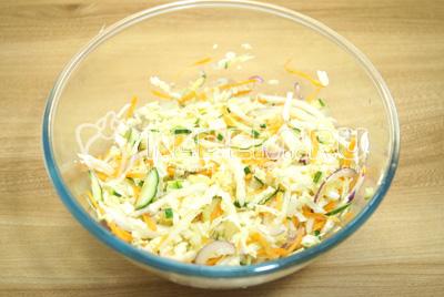 Салат из чесночных стрелок с яйцом рекомендации