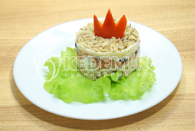 Салат екатерина рецепт и