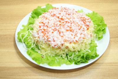 Салат «Марина»