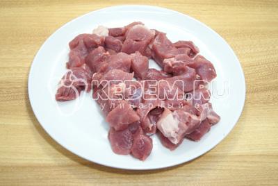 Плов рецепт приготовления со свининой фото