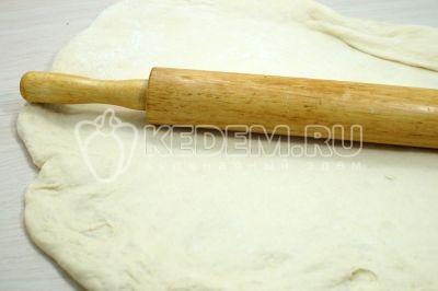 Пирог-улитка с вареньем
