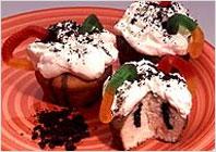 «Червивые» мини-кексы