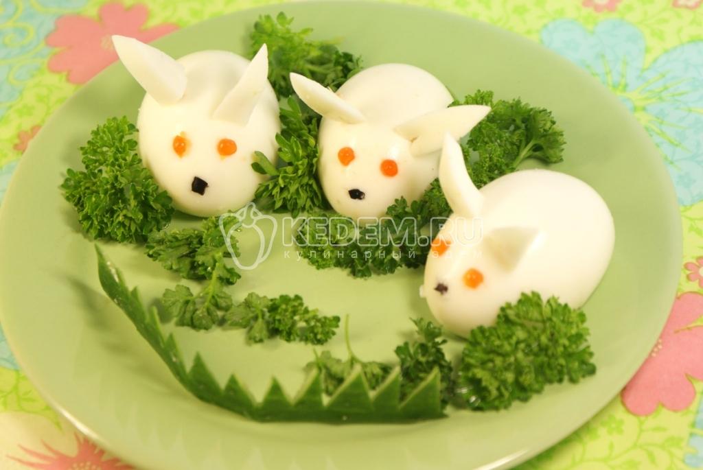 Рецепты из яиц для детей