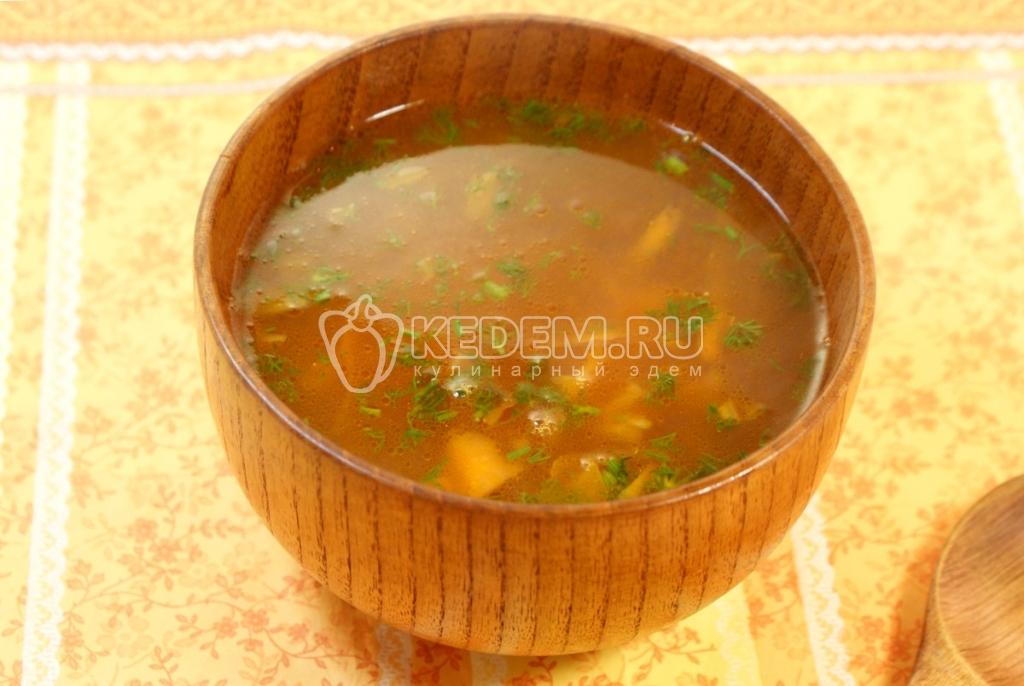 фасолевый суп с мясом пошаговый рецепт с фото