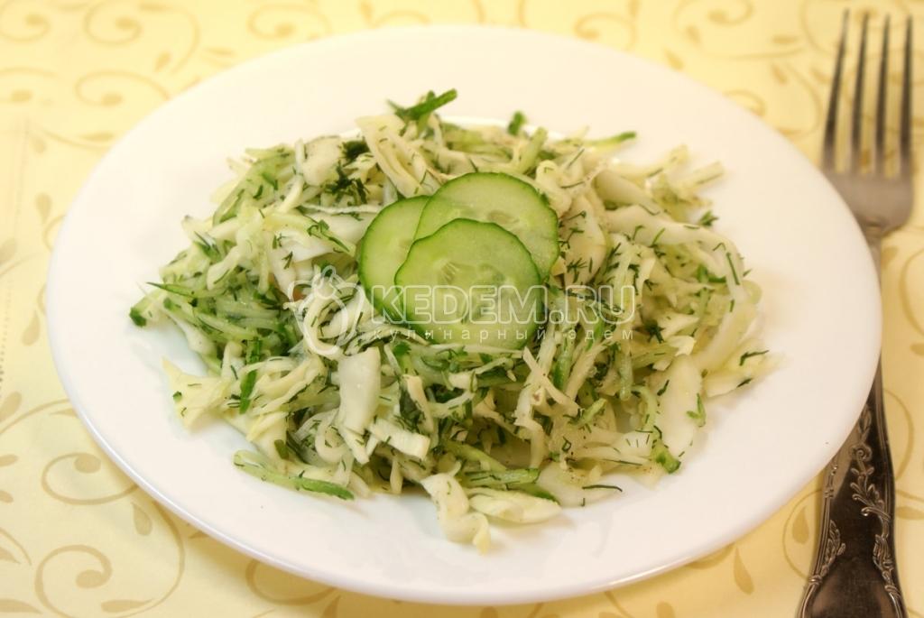 свежие салаты рецепты с фото