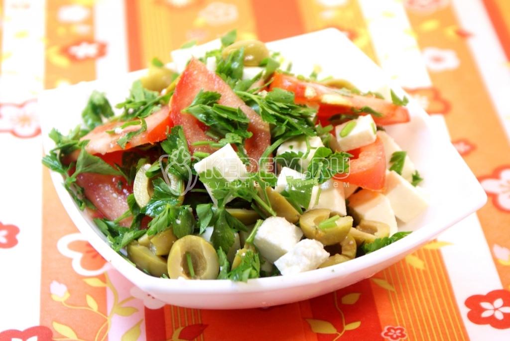 вкусные салаты к шашлыку рецепты с фото