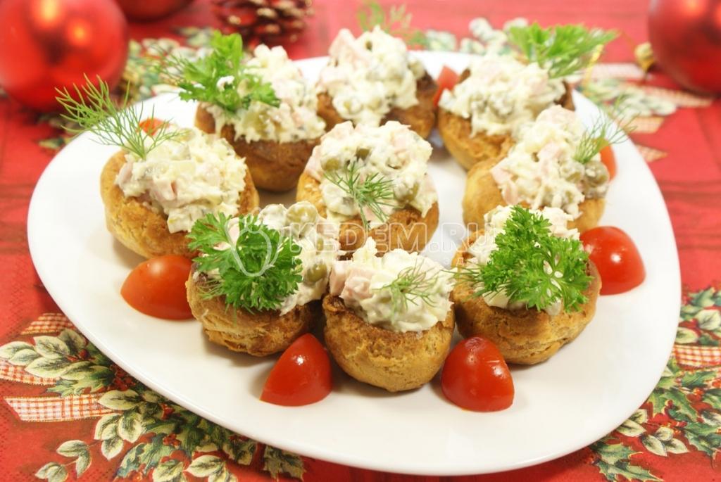 закуски ресторанные на праздничный стол рецепты с фото #12