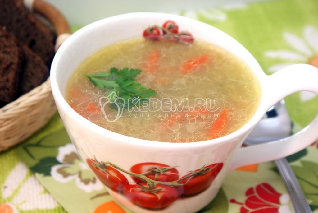 Грибной суп на зиму в банках рецепты
