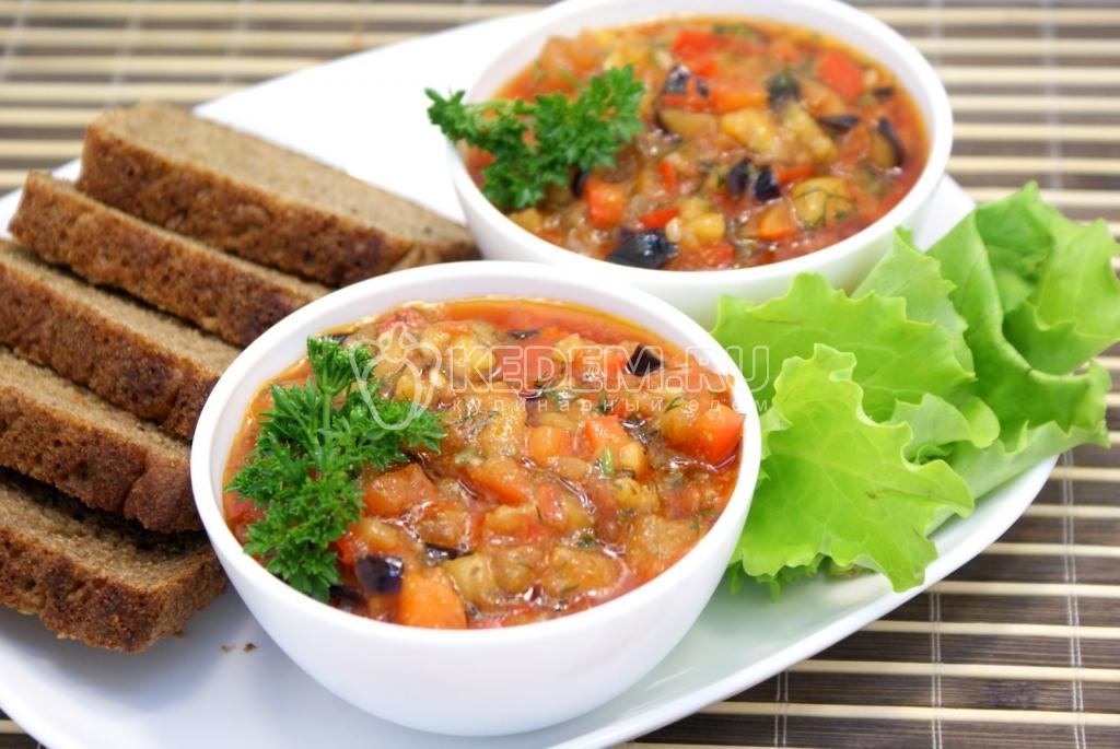 рецепты овощного рагу с рыбой