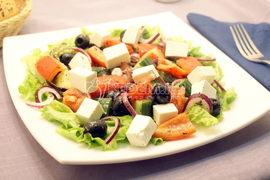 рецепты китайских салатов из овощей