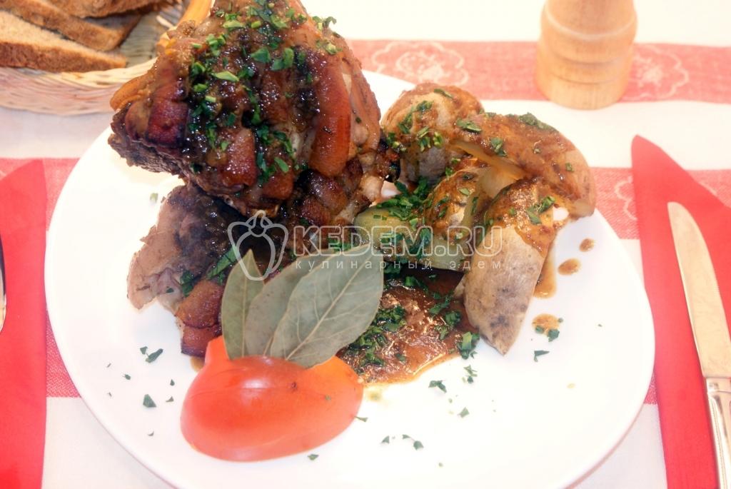 блюда в духовке пошаговый рецепт с фото