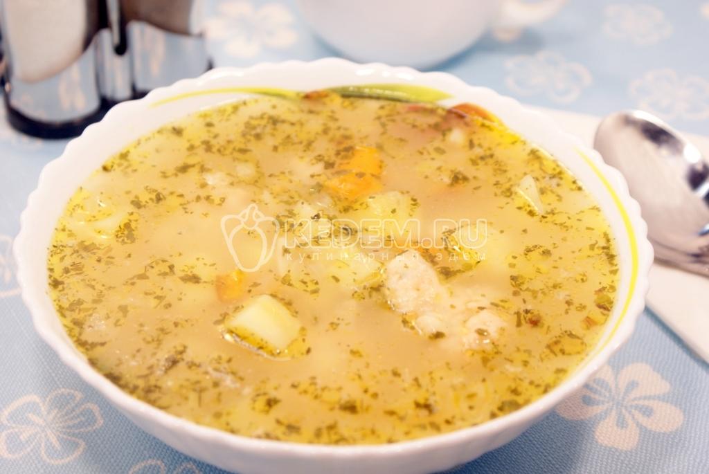 Кулинарные рецепты супы из рыбы