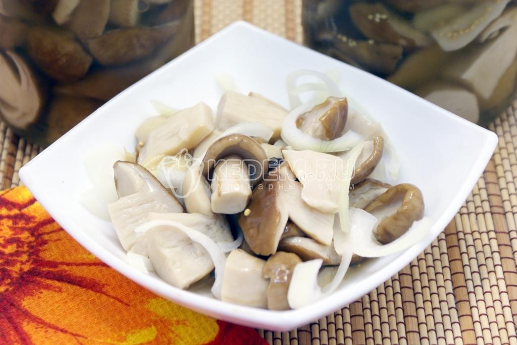 вкусный рецепт приготовления белых грибов