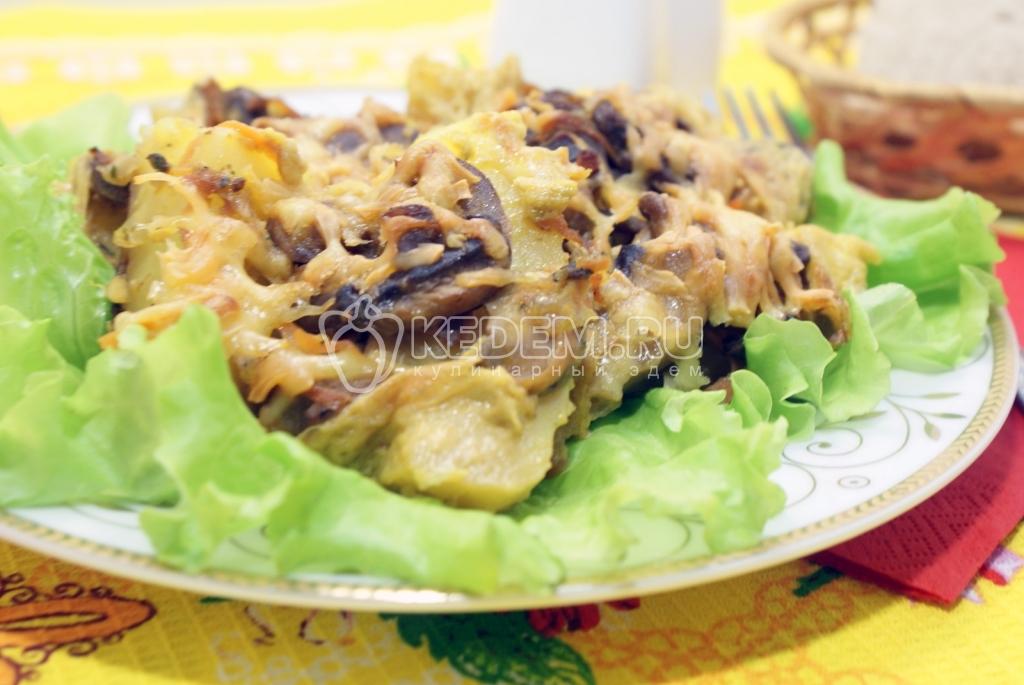 Рецепты с картошки просто и вкусно фото
