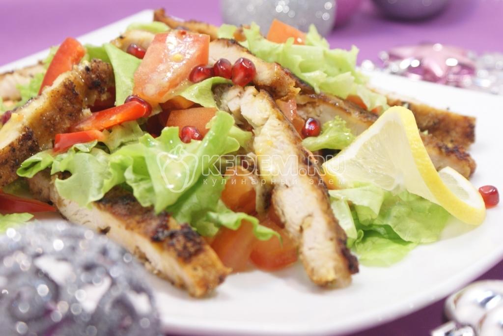 салаты из овощей рецепты с фото для детей