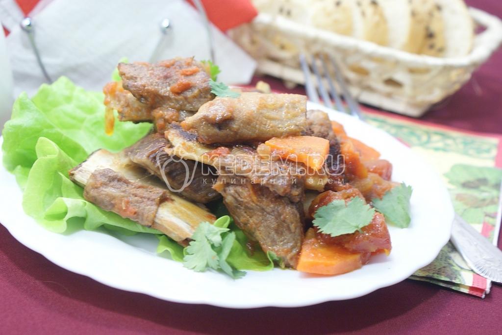 вкусные рецепты в мультиварке из мяса