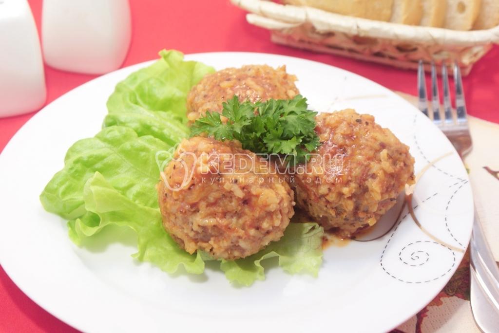 Салат из баклажан и яйца жаренный