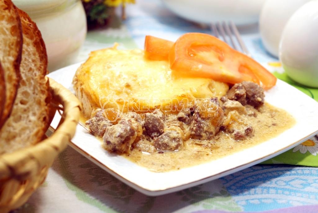 Рецепты блюд мяса сковороде