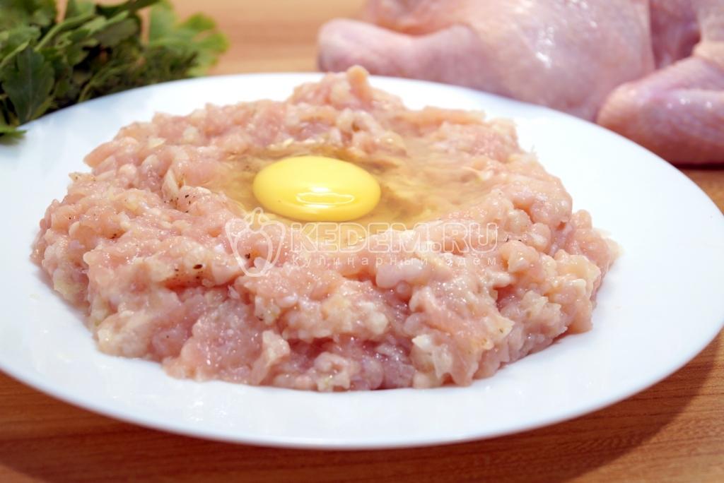 Вкусный блюдо с куриным фаршем фото рецепт