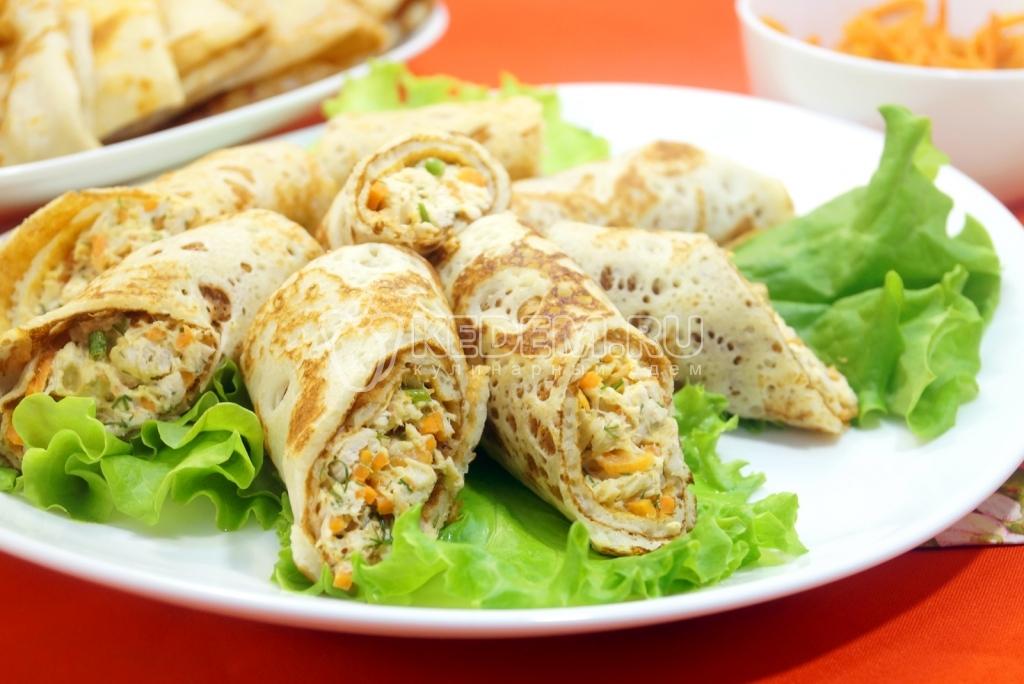 острые салаты по корейски рецепты с фото